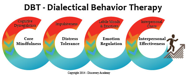 dbt dialectical behavioral therapy in a therapeutic boarding school, Skeleton