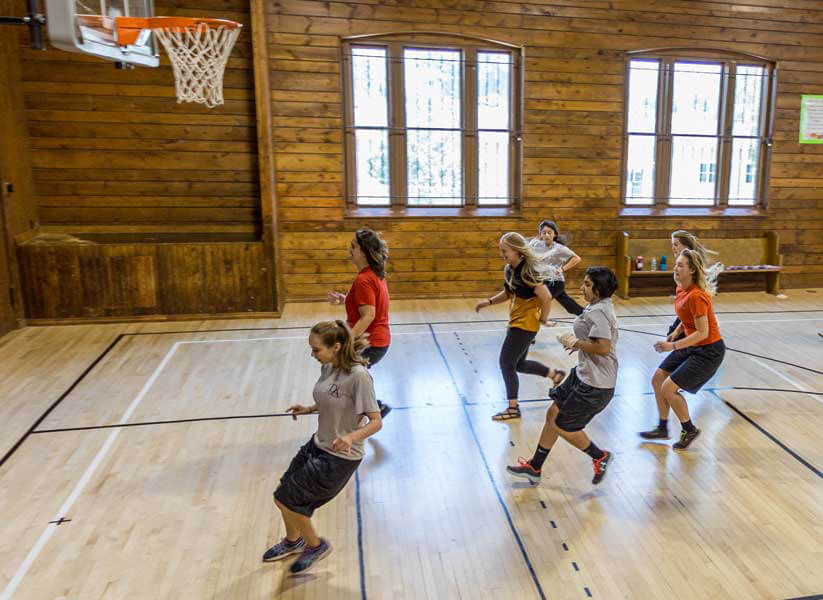 Discovery Academy girls sports