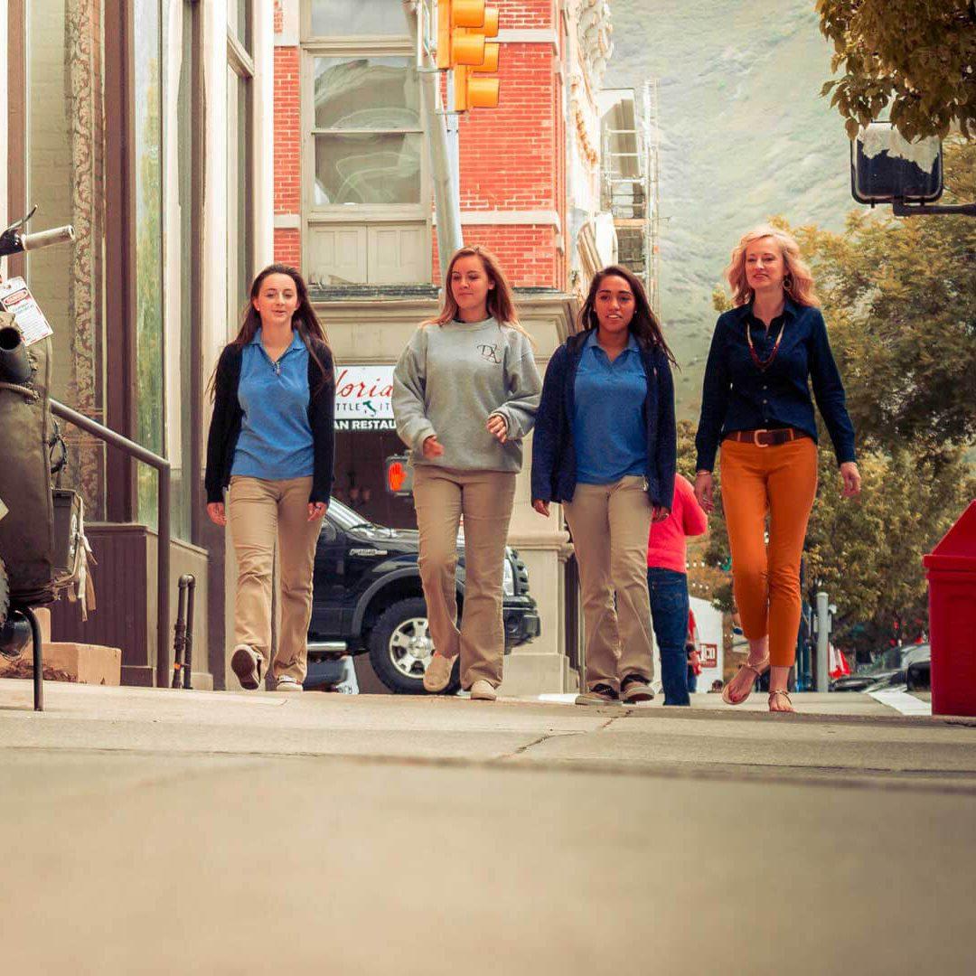 Boarding-school-for-girls